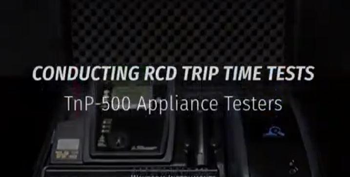 Tnp-500 Appliance Testers